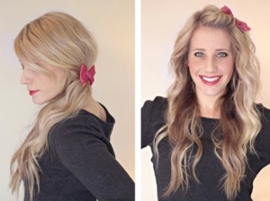 how to style hair bows how to wear hair bows redemption style 5268